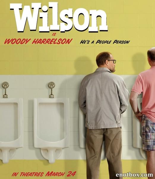 Уилсон / Wilson (2017/HDTV/HDTVRip)