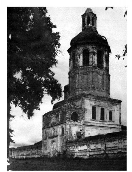 Абалакский монастырь старые фото