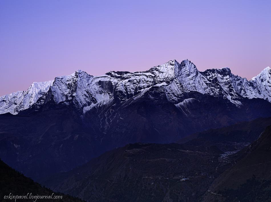 Эверест и окрестности