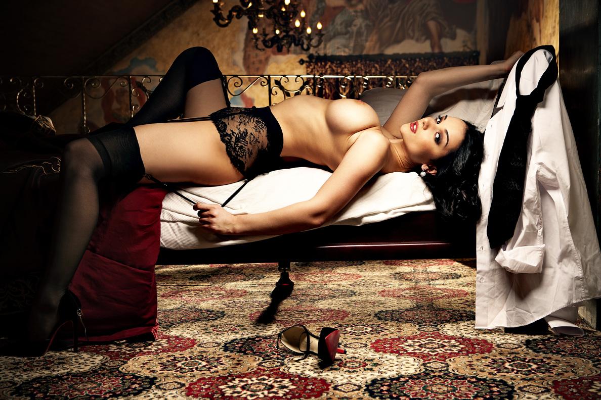Katie Fey / Jenya D / Евгения Диордийчук на обложке Playboy Украина, апрель 2012 / фотограф Дмитрий Баранов
