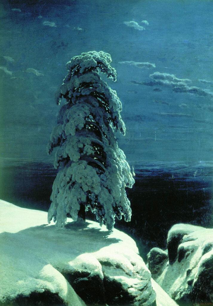 Ivan Shishkin 1891