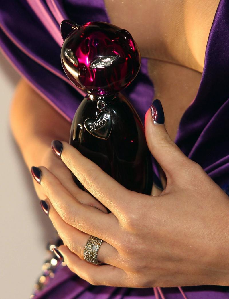 кэти перри представила свой новый парфюм в мексике