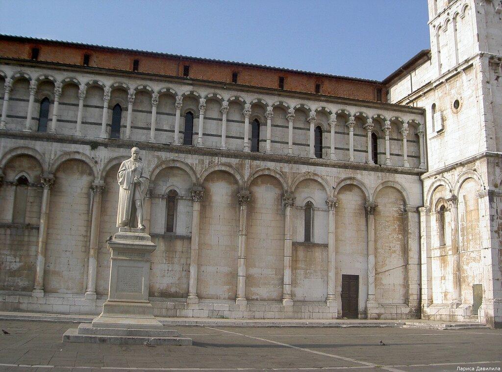 Chiesa di San Michele in Foro.