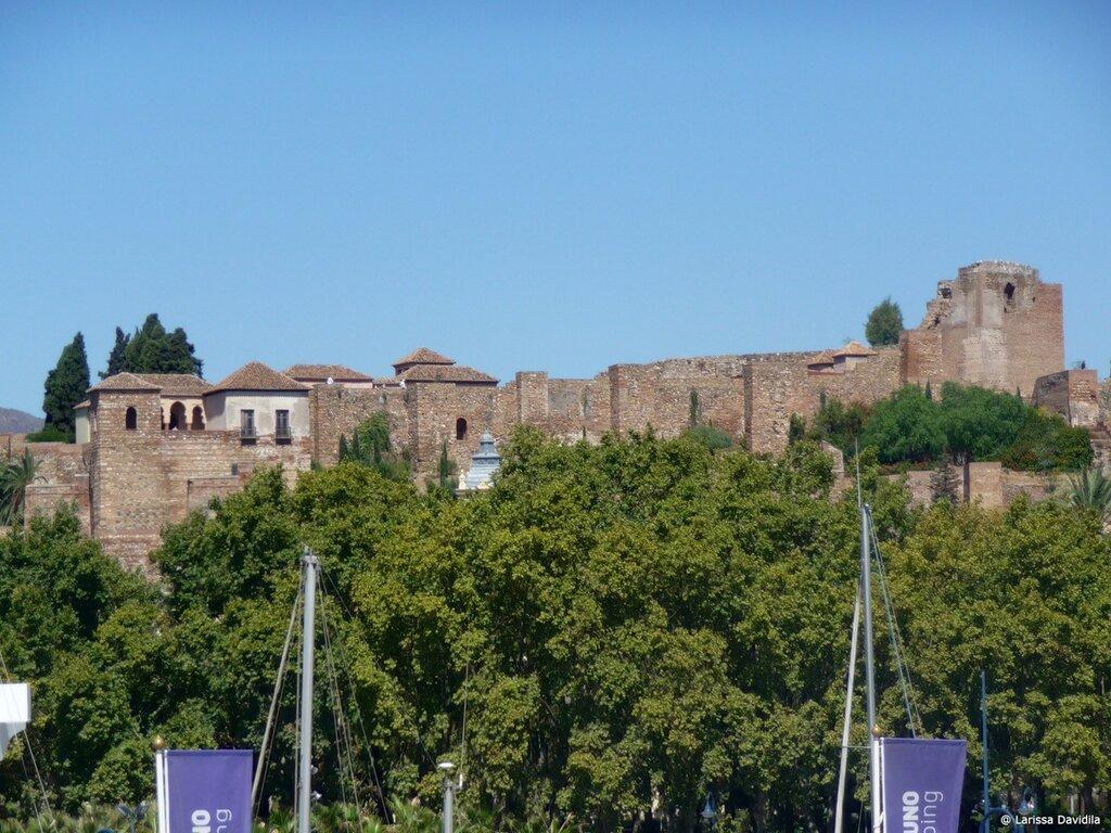 Alcazaba - Gibralfaro.