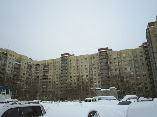 Малая Бухарестская ул. 1 border=