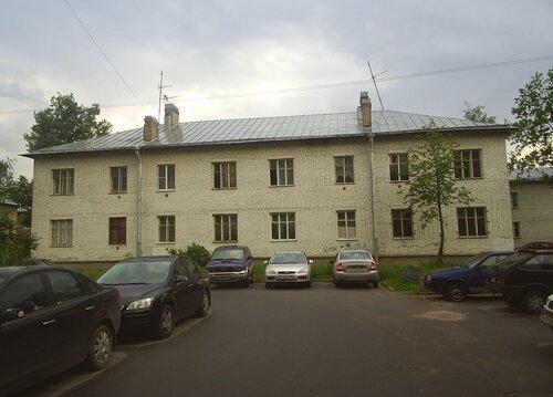 ул. Паграничника Горькавого 10к2