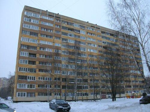 Петергофское шоссе 13к2