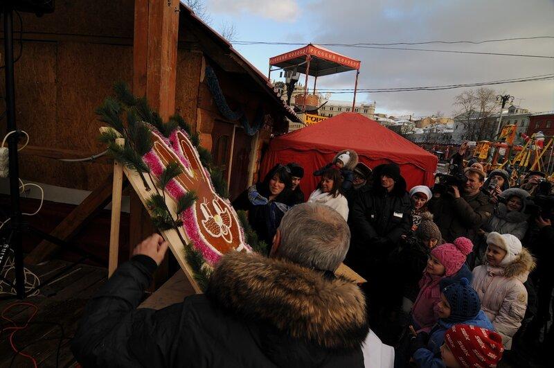 Фестиваль ремёсел «Русская зима - 2010»