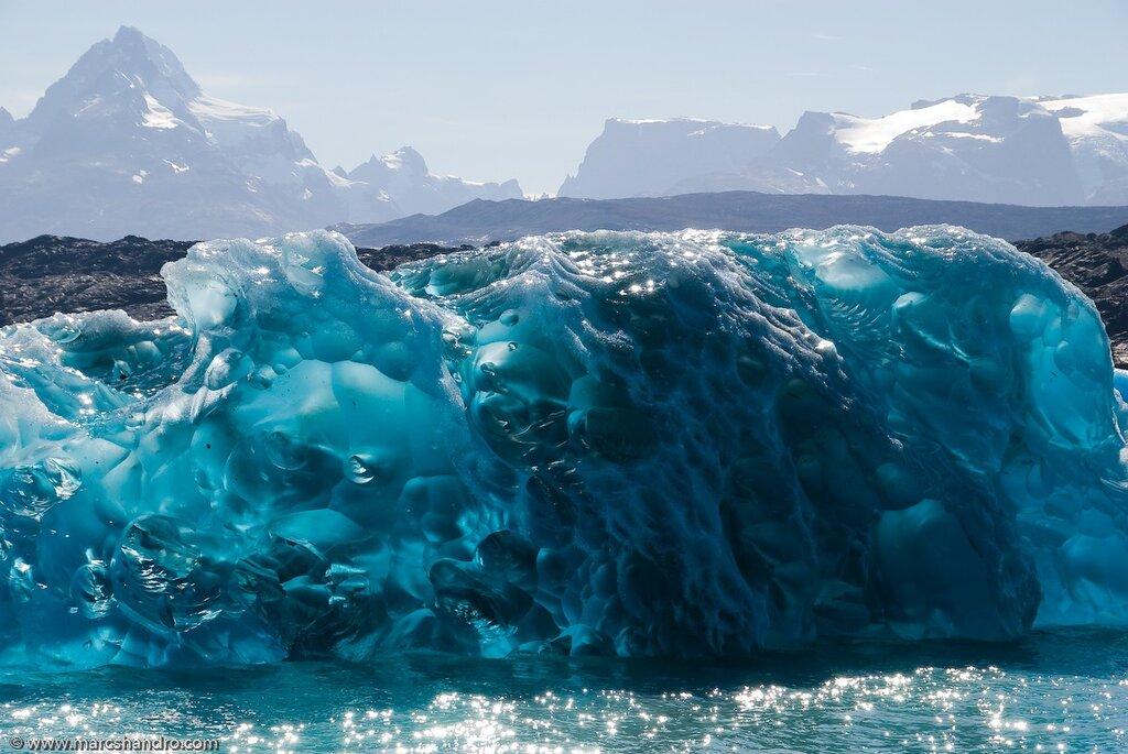 Hypnotic Iceberg