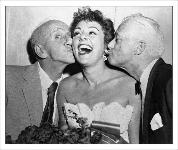 Lilian Roth Getting Kisses Backstage