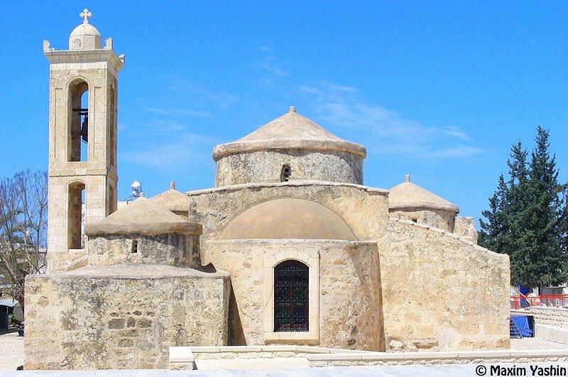Kirche: Кипр. Пафос- Взгляд через объектив