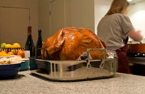 Turkey at Larry's :)
