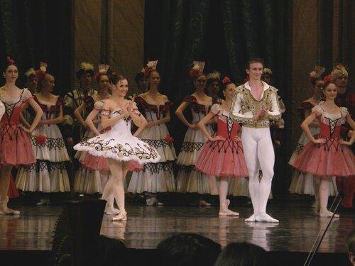 Дон Кихот. Елена Лыткина и Иван Кузнецов