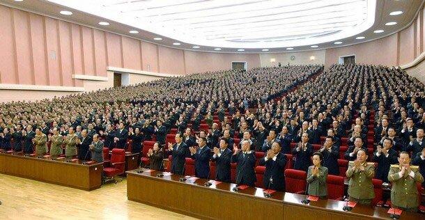 65 лет Трудовой партии Северной Кореи
