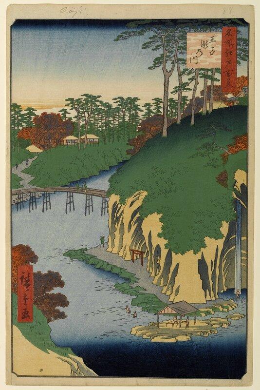 Традиционная японская живопись и гравюра 0_3d162_8229229f_XL