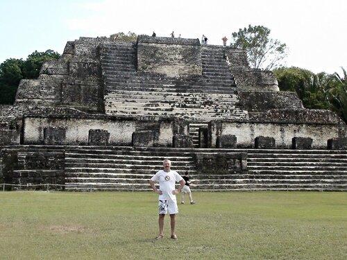 Эта пирамида старше Колизея! Но её больше нет...