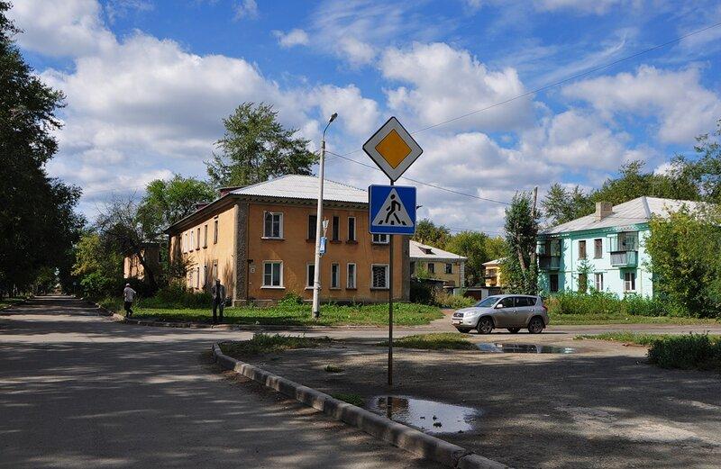 Ленинский район, двухэтажки