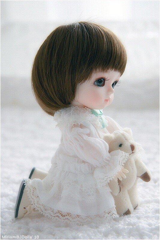 Miriam b j dolls часть2