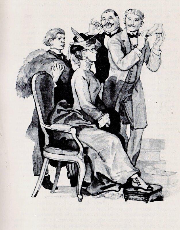 иллюстрации Дехтерёва