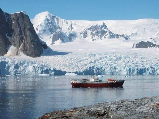 арктическая река
