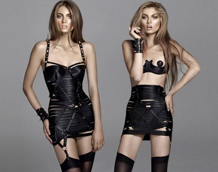 Bordelle lingerie SS 2011