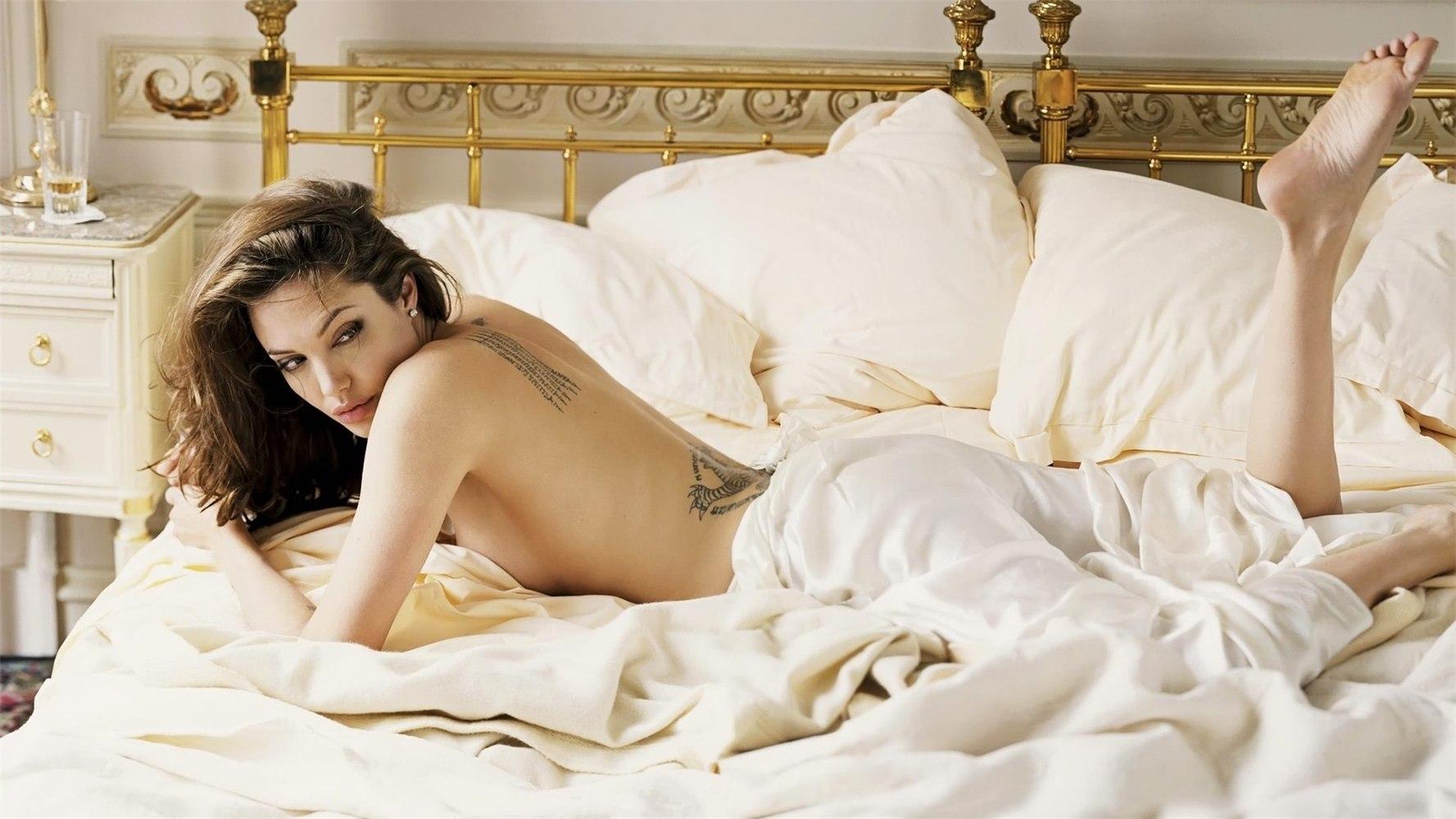модель Анджелина Джоли / Angelina Jolie