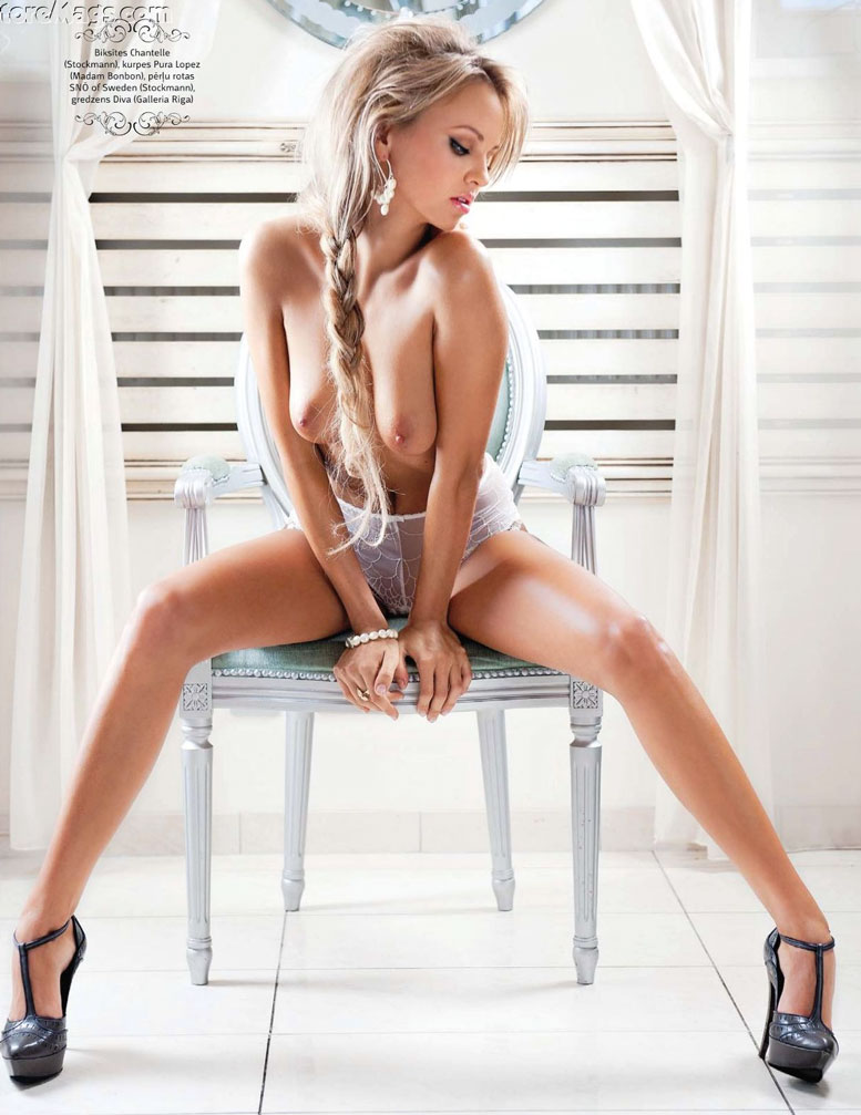 Оксана Коха / Oksana Koha in Playboy Latvia january 2011