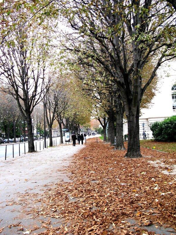 Сады Елисейских полей (Jardin des Champs-Élysées), Париж