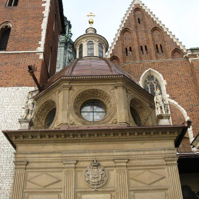 Wawel Cathedral, Krakow