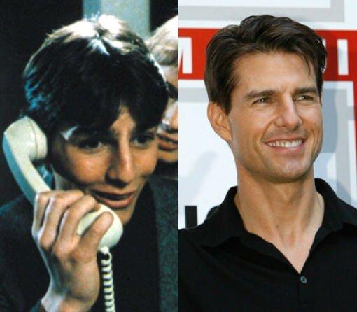 Большая разница.Tom Cruise