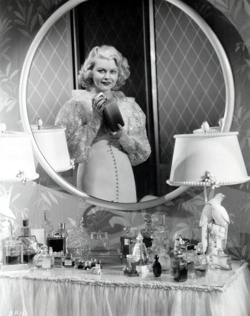 Barbara Pepper - Old Hollywood Glamour