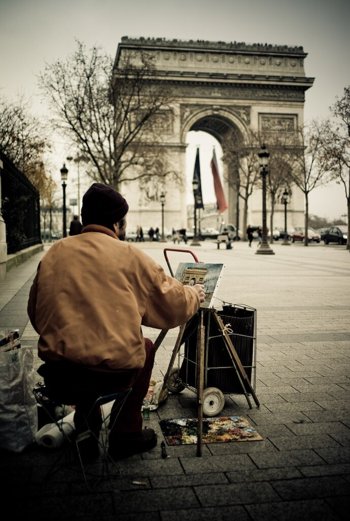 arch painter photos by Yanidel