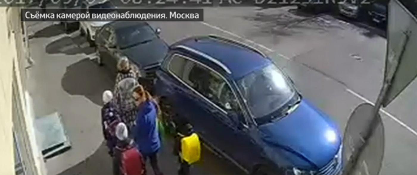 Полиция бездействует... и это не новость! Подлый инцидент в центре Москвы (ФОТО)