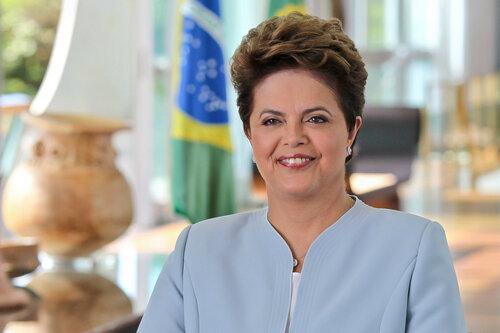 Глава Бразилии простилась, процитировав Маяковского