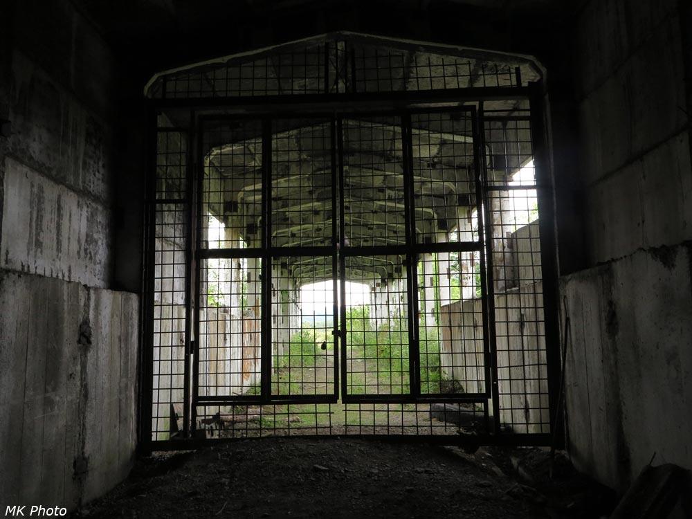 Выход из тоннеля 10