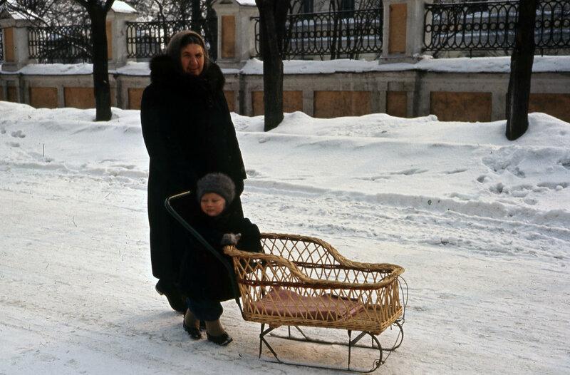 1964 Ярославль. Народный переулок.jpg