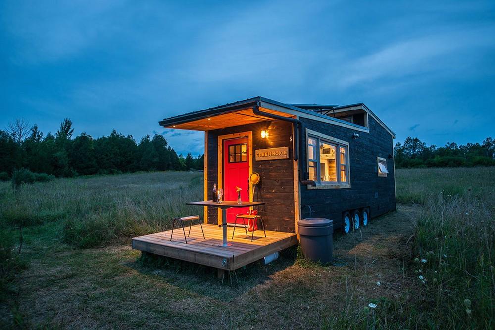 Уютный домик на колесах за  $65 000
