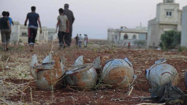 Российская авиация «утюжит» кассетными бомбами сирийскую провинцию Идлиб - СМИ