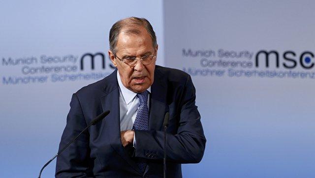 20170218_15-17-Лавров- Россия не снимет санкции с ЕС до выполнения минских соглашений