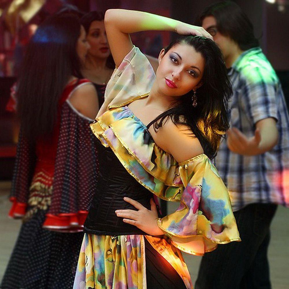 Цыганский Танец Фото