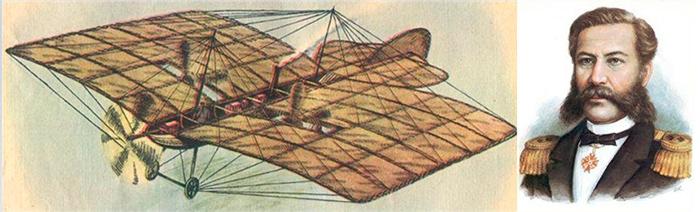 самолет Можайского