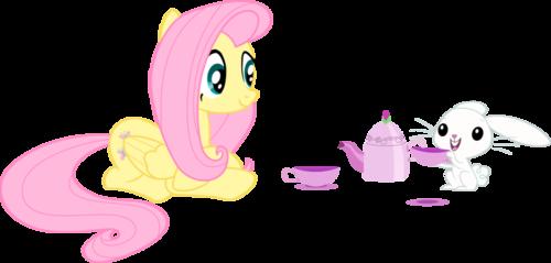 Мой маленький пони, Флаттершай