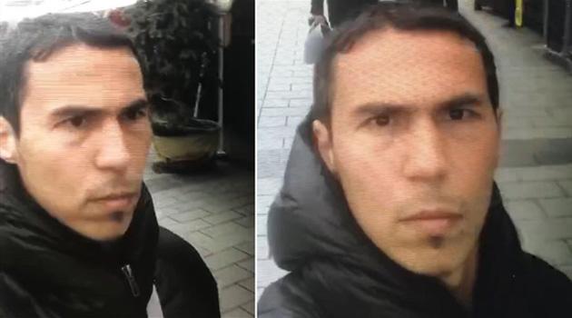СМИ назвали имя предполагаемого исполнителя теракта вновогоднюю ночь вСтамбуле