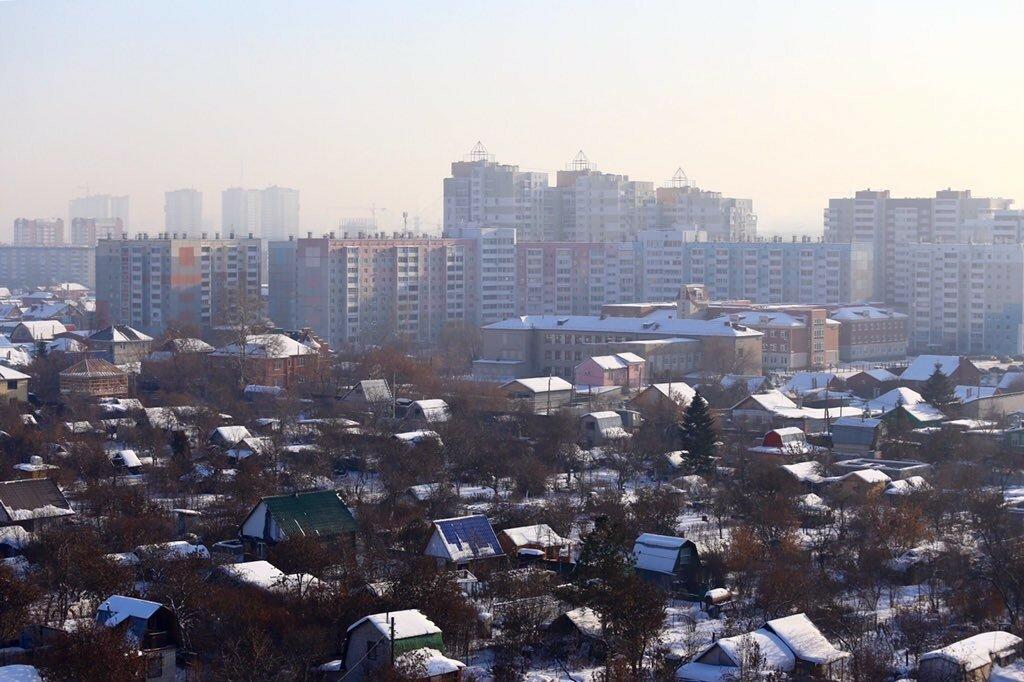 Челябинск - смог. А ты нет