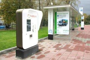 Новые остановки общественного транспорта в Москве