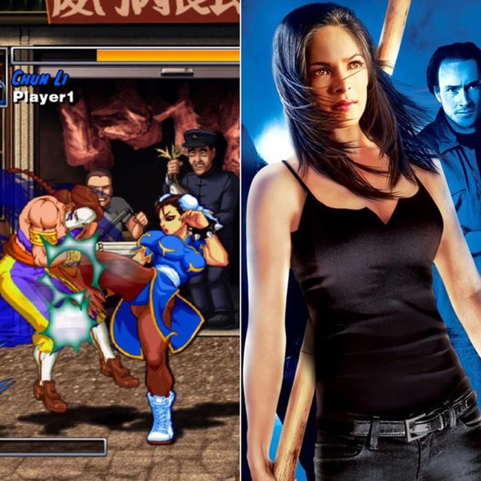 Игровые персонажи в исполнении актеров