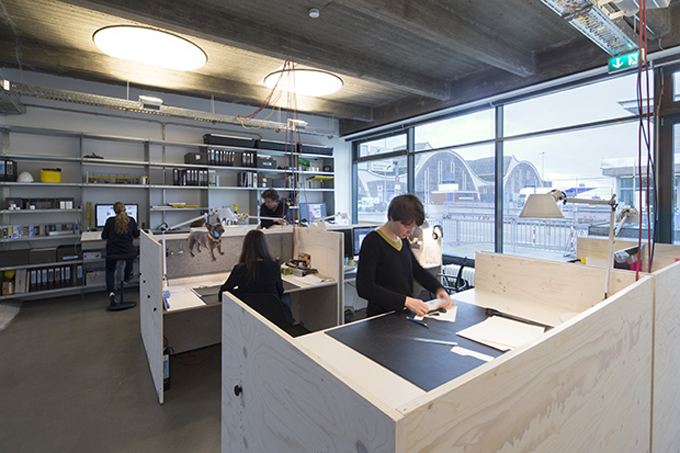 Оффис Feldmann+Schultchen design studios