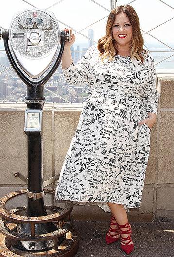 В2011 году вэфир американскогоТВ вышел сериал «Майк иМолли» одвух обжорах, борющихся слишн