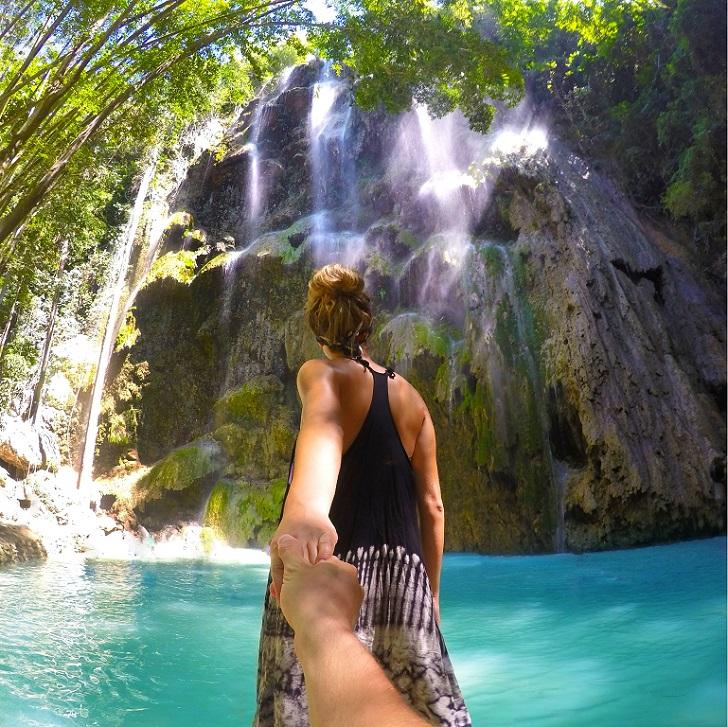 Водопад Тумалог, Себу, Филиппины