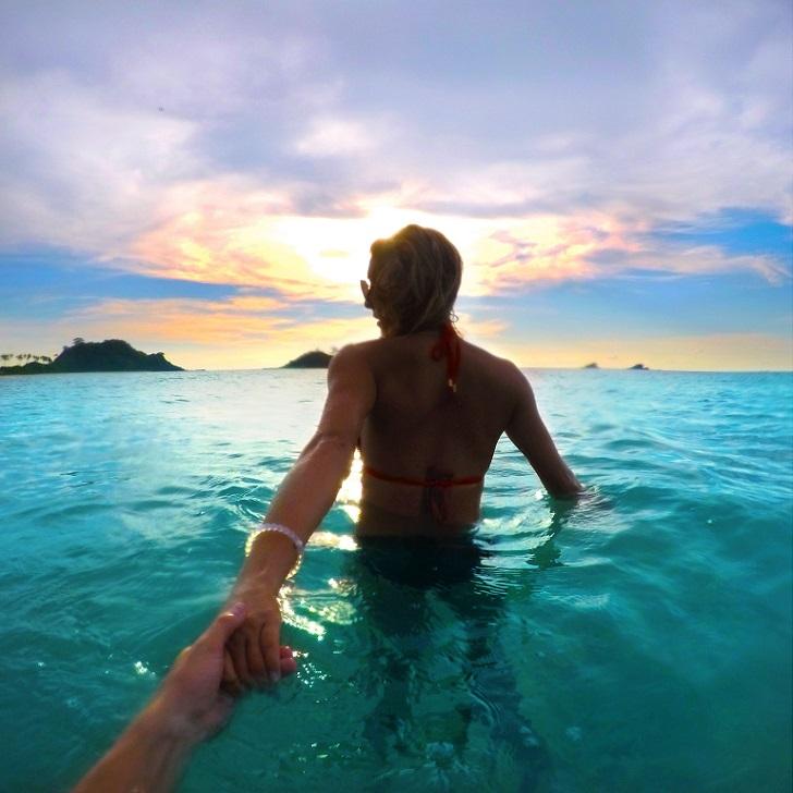Пляж Накпан на острове Палаван, Филиппины